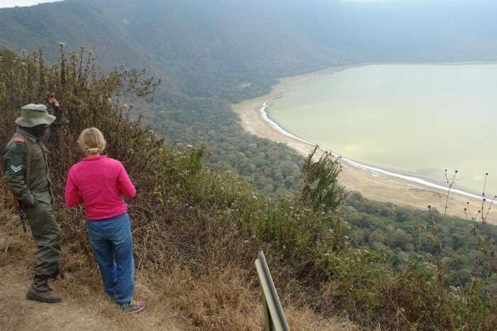 Ngorongoro Conservation Park- Empakai Crater