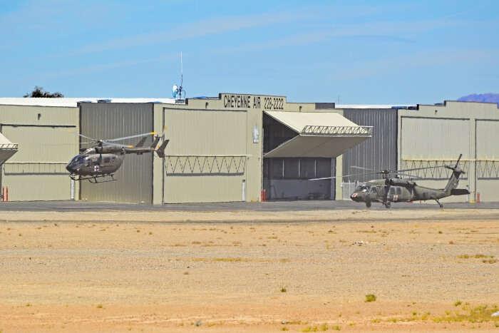 North Las Vegas Airport
