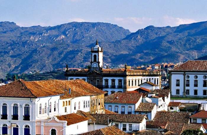 Ouro Preto, Minas Gerias