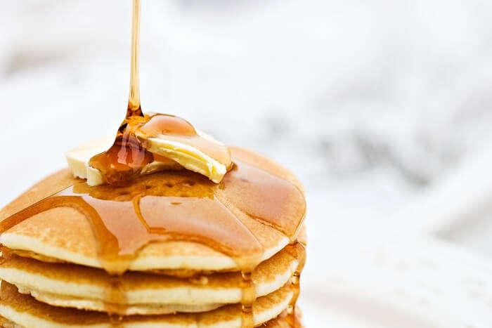 Creamy Pancakes