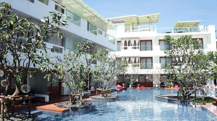 Place To Stay At Near Chatuchak Weekend Market