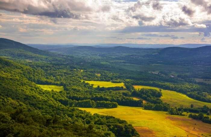Pochuck Valley To Pinwheel Vista
