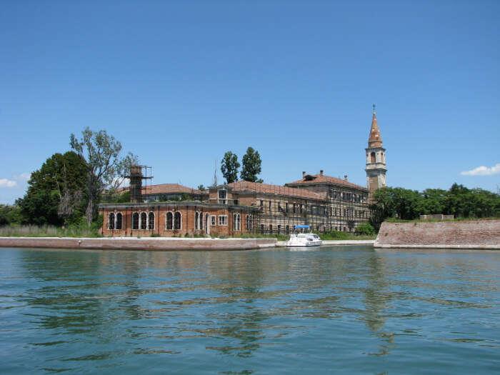 Poveglia, Italy