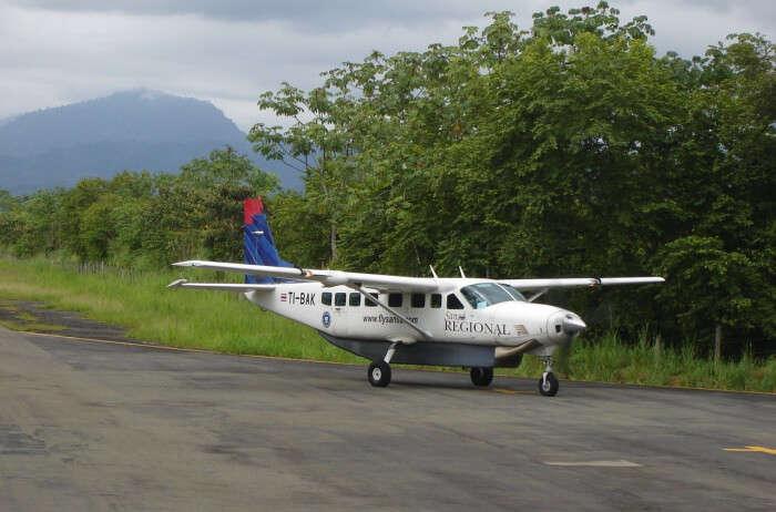 Quepos La Managua Airport