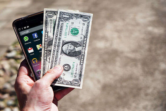 Rely on digital money
