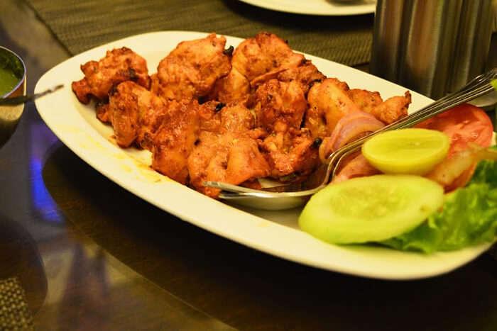 Saigon Indian Restaurant