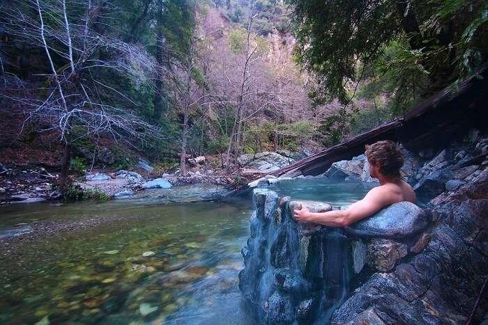San Francisco hot springs cover