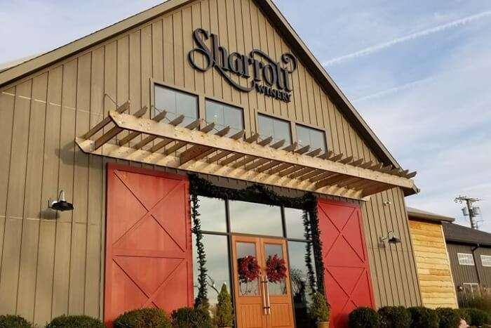 Sharrott Winery Sunday Live Music Series