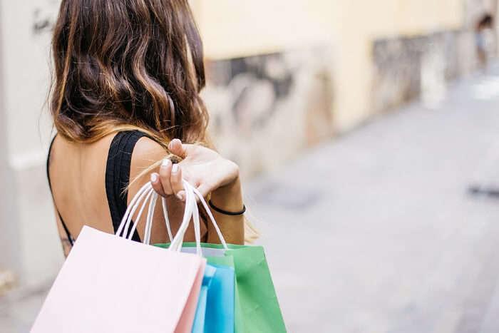 Shop until you drop