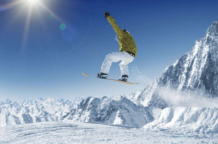 enticing skiing experience