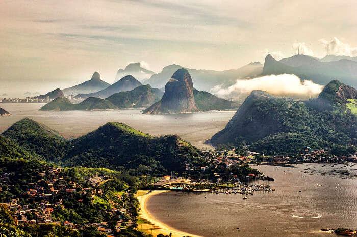 Spend quality time at Rio de Janeiro