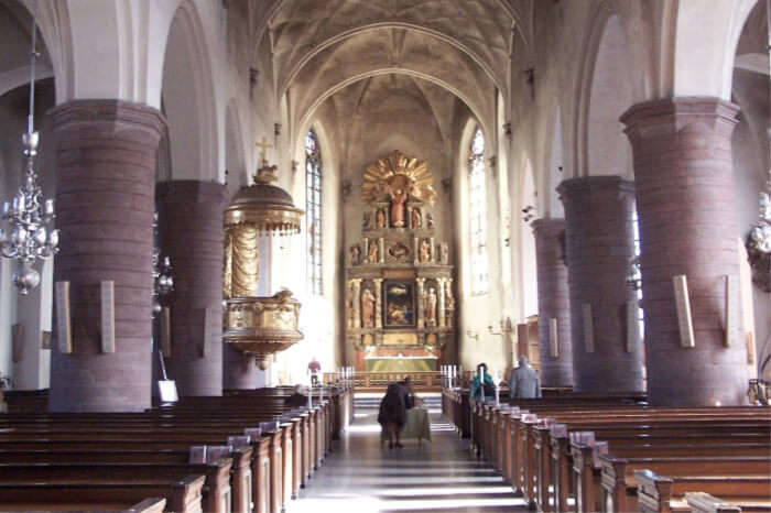 St Jacobs Kyrkan