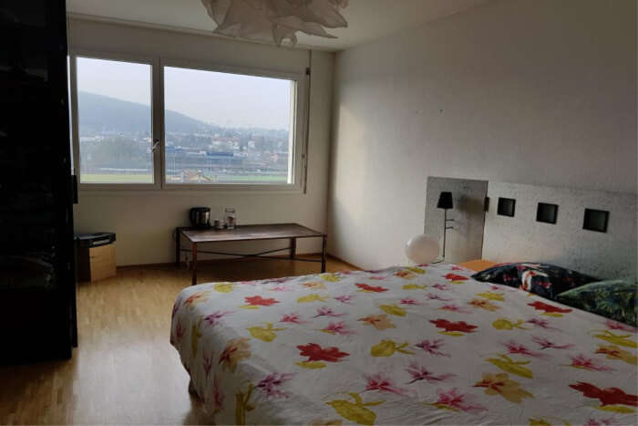 Studio center Zürich