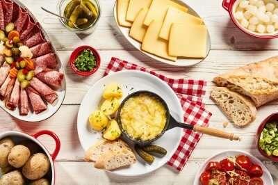 Switzerland Cuisine
