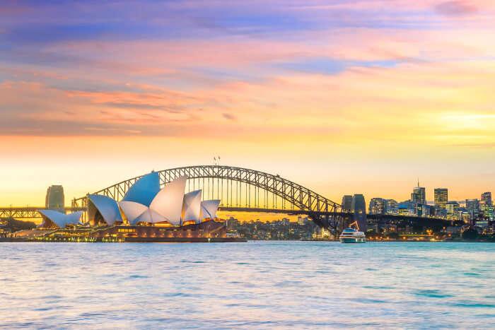 Sydney cover