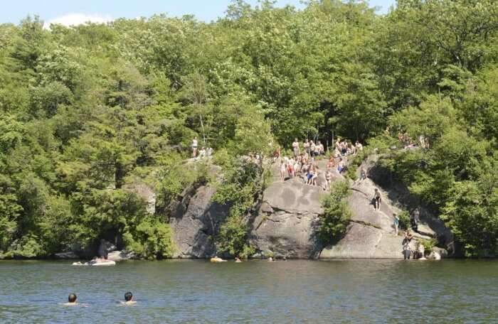 Terrace Pond Loop