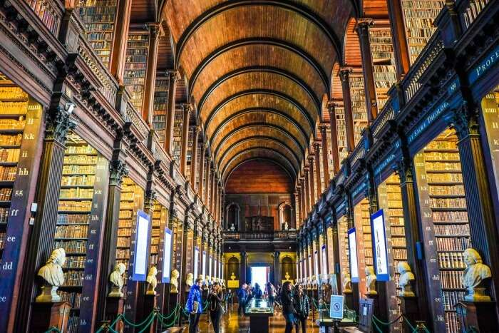 The Book of Kells and Trinity College, Dublin