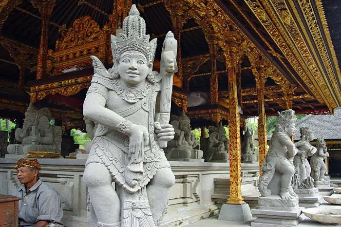 The History Of Tirta Empul temple