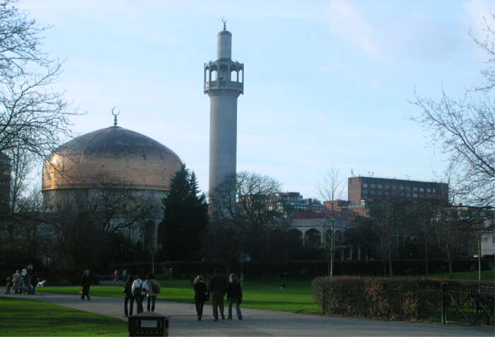 The London Central Mosque
