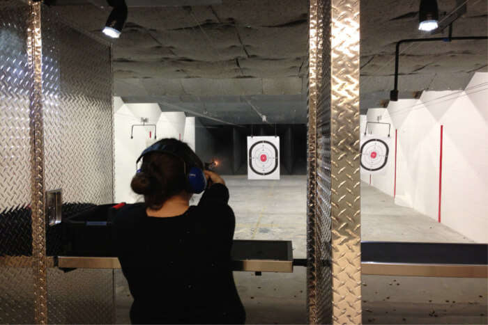 Tour The Shooting Range