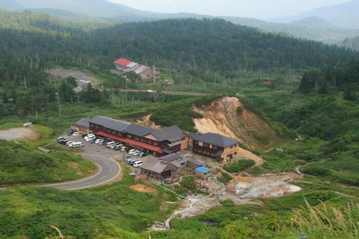 Towada Hachimantai National Park