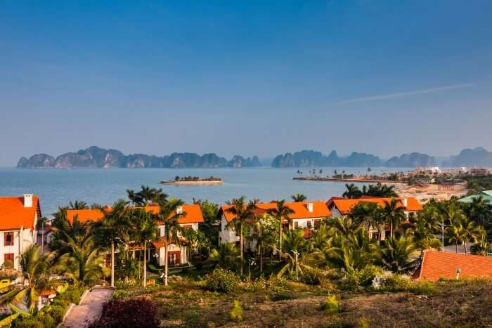 Tuan Chau island cover