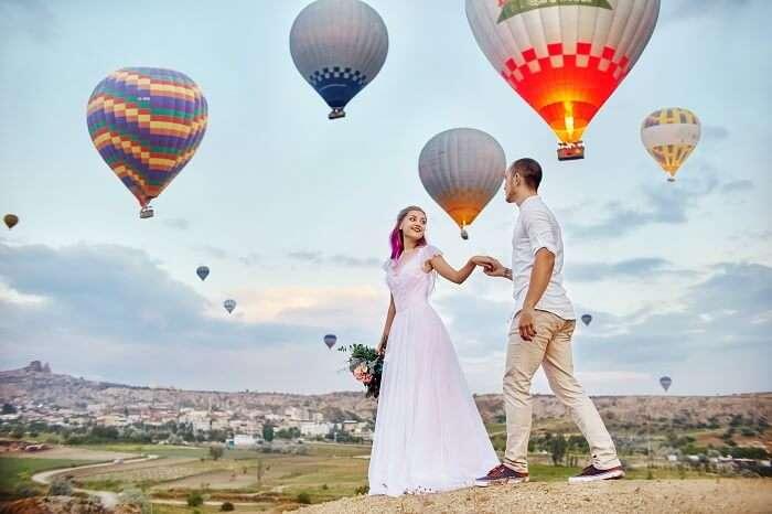 Turkey Weddings (Cover)