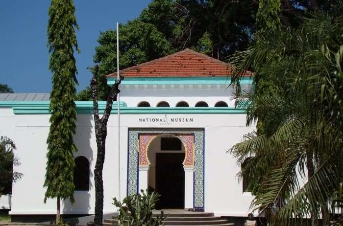 Visit the Village Museum in Dar es Salaam