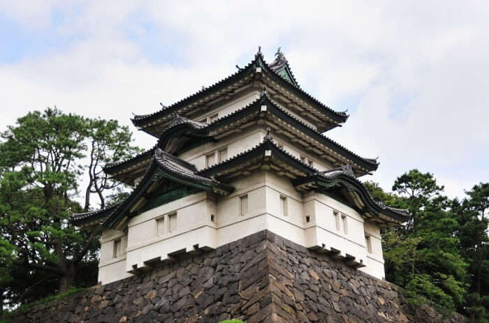 Visiting Imperial Palace