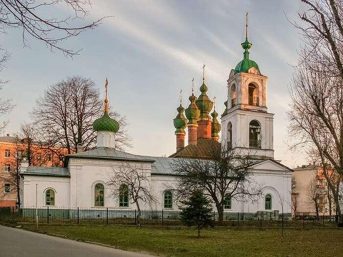 homestay Volzhskaya Naberezhnaya