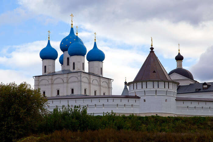 Vysotsky Monastery in Moscow