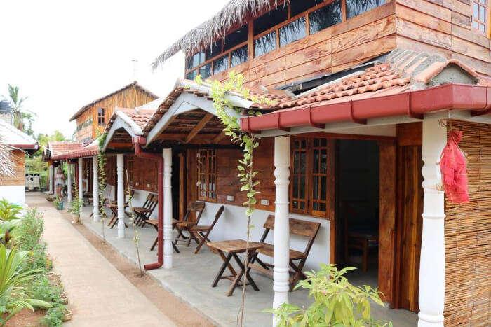 Wanderer's hostel