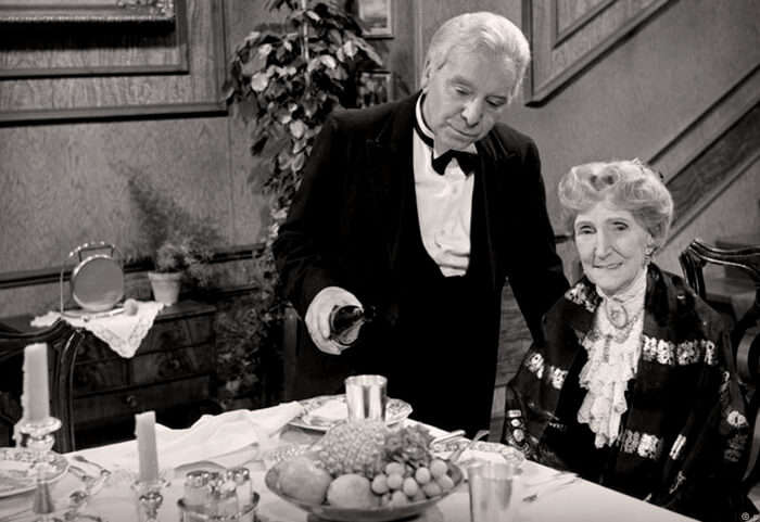 "Watch The Cult Classic ""Dinner For One"" On Tv"