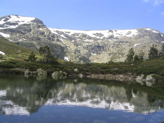 Weather in Sierra De Guadarrama National Park