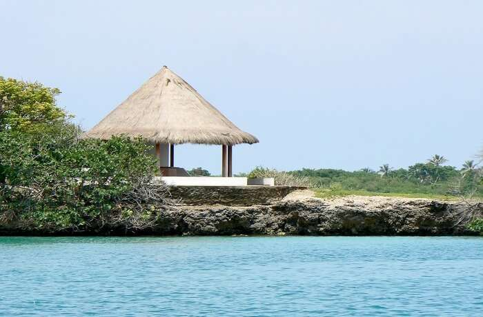 Where to Stay on Rosario Islands