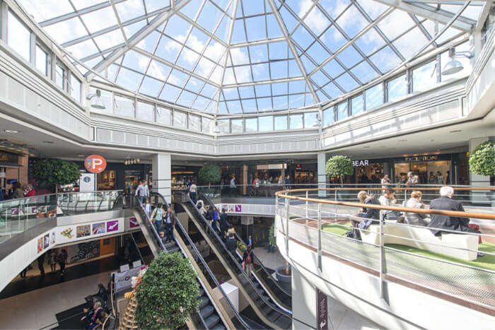 Woluwe Shopping Centre