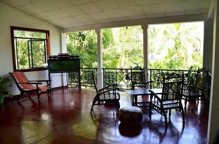 hostel lobby anuradhapura