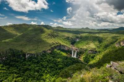 Chapada Dos Veadeiros National Park In Brazil