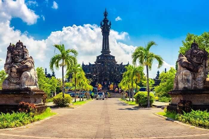 Beautiful Temples of Denpasar