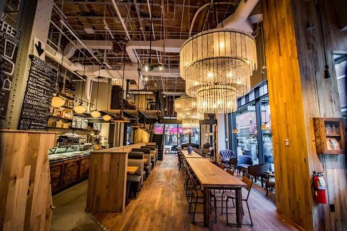 Top Cafes In Boston