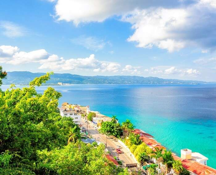 A view of Jamaica