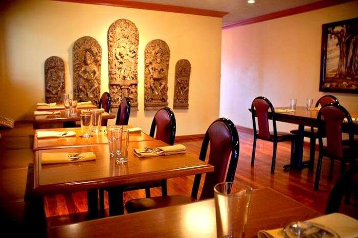 Top Indian Restaurants in Oregon