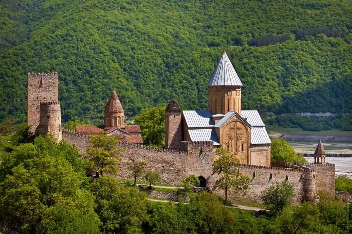 Must Visit Castles in Georgia