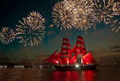 Famous Festivals In Russia