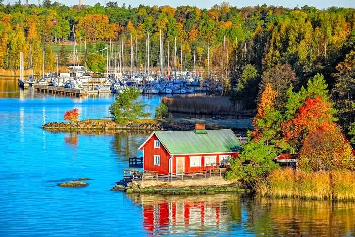 Finland Tourism Land Of A Thousand Lakes A Traveler S Haven