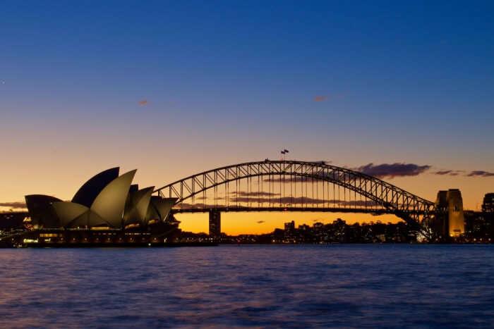 honeymoon in Sydney