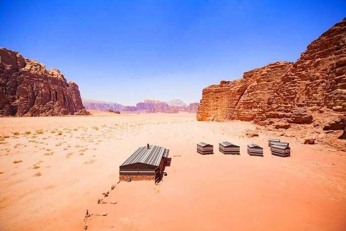 hostel in jordan
