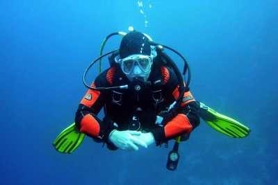 italy scuba diving