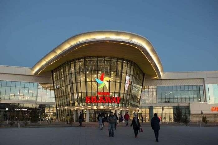 shopping mall kazakhstan