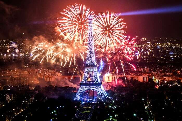 Image result for paris new years eve""